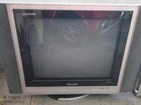 21寸创维CRT短管纯平电视;正常使用,保修1月;实物图片