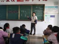 鲍沟镇;镇中心小学开展甲骨文文化进校园活动