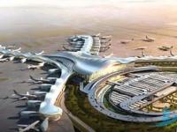 在建的枣庄机场,占地2893亩,总投资21亿元,是一座4C级机场