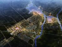 滕州高铁新区再迎发展新机遇,与蓝城绿建集团签订战略合作框架协议!